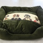 Sofa Green Velvet E11